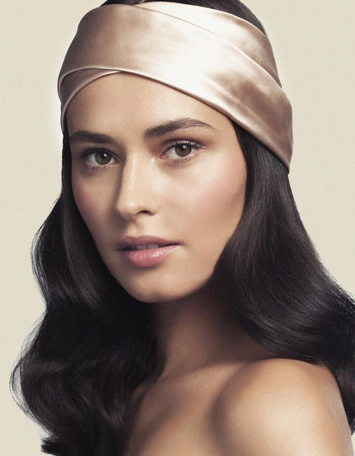 TURBAN IN SILK