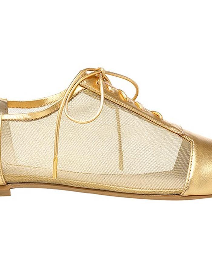 ALEPEL Kemet Flat Gold - Side