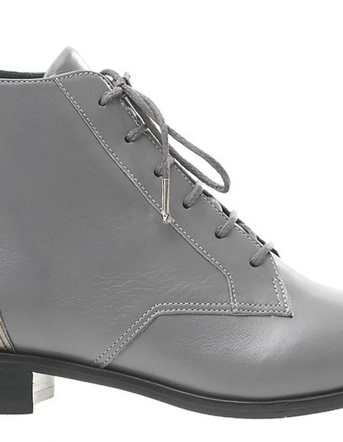 ALEPEL Kav Boot Grey - Side