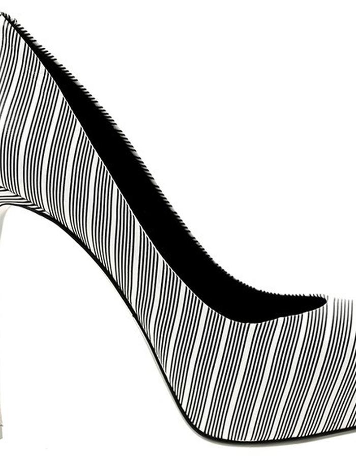 ALEPEL Ligner Pump Stripes - Side