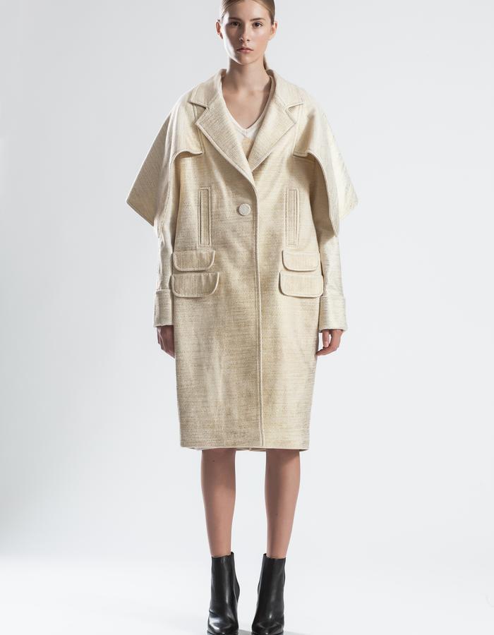 triinu pungits coat