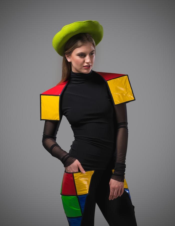 Photo: Milan Marenčák Model: Lucie Horáková