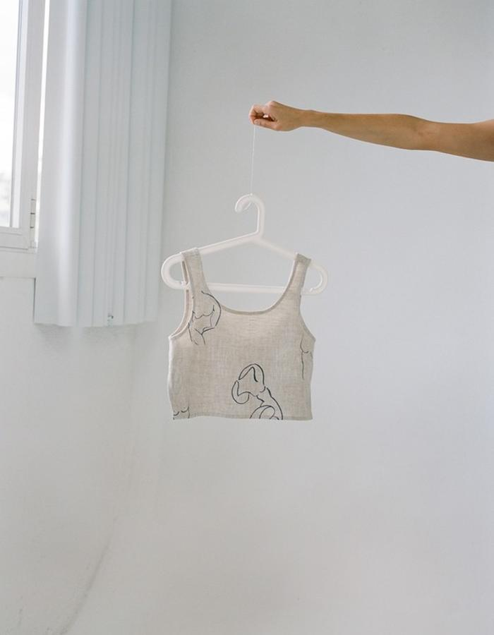 Misuri II top by Paloma Wool