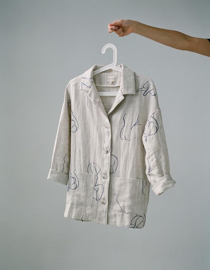 Ramen II Jacket by Paloma Wool - illustration by Tana Latorre