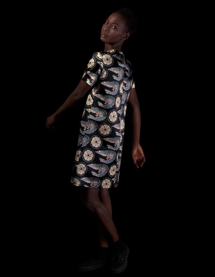 Xray Prawn Dress