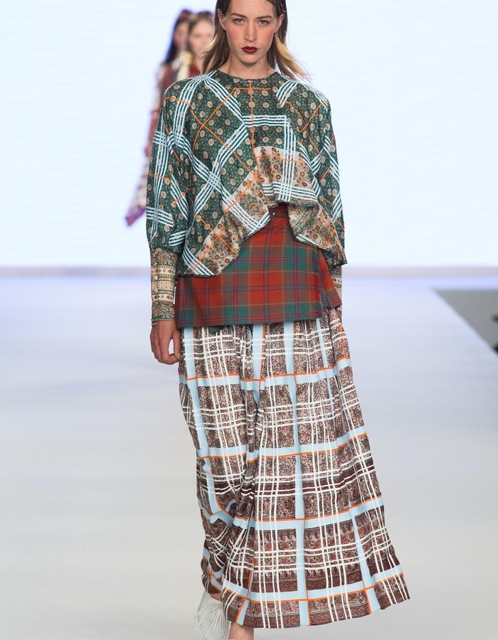 Bareia Ahmad outfit 1