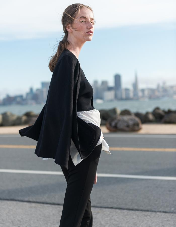 Mute by JL Fall Winter 2016 Handmade Cashmere Collection