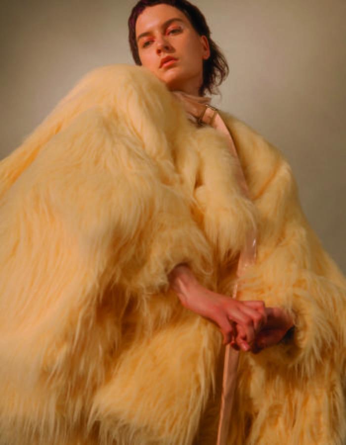 Adeline Coat : Look 4