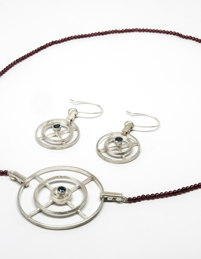 For Others transformative necklace and earrings