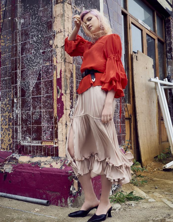 Byvarga AW16 Flora dress