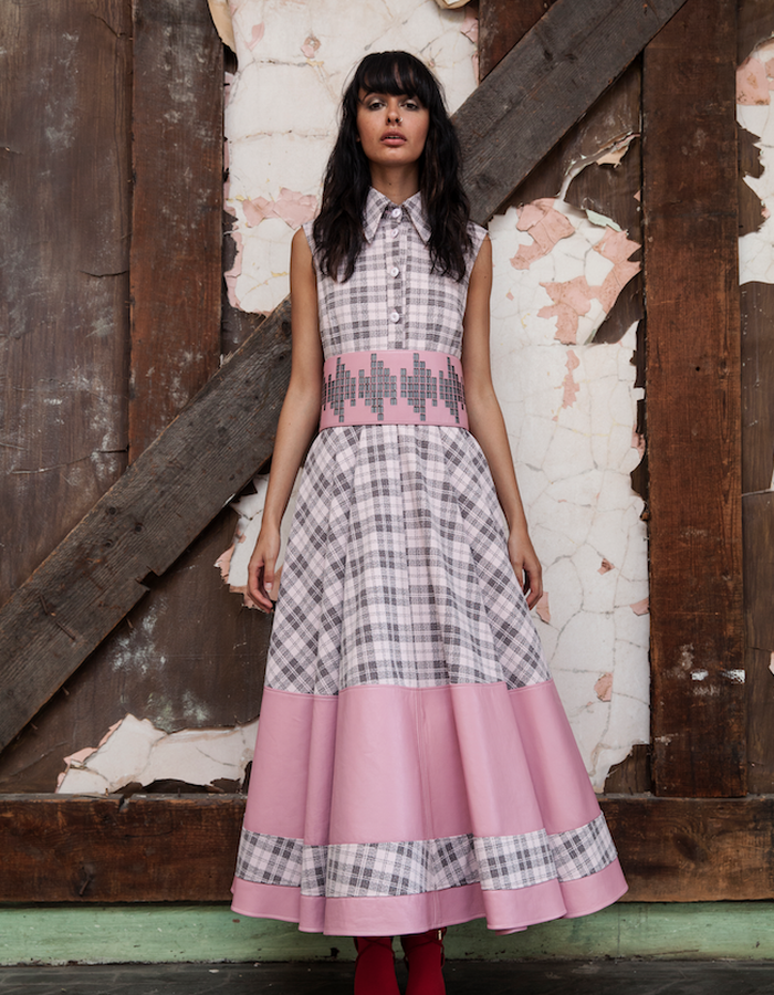 LOOK 2 DRESS