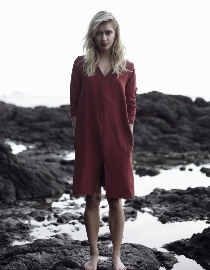 Wynter aupburn dress