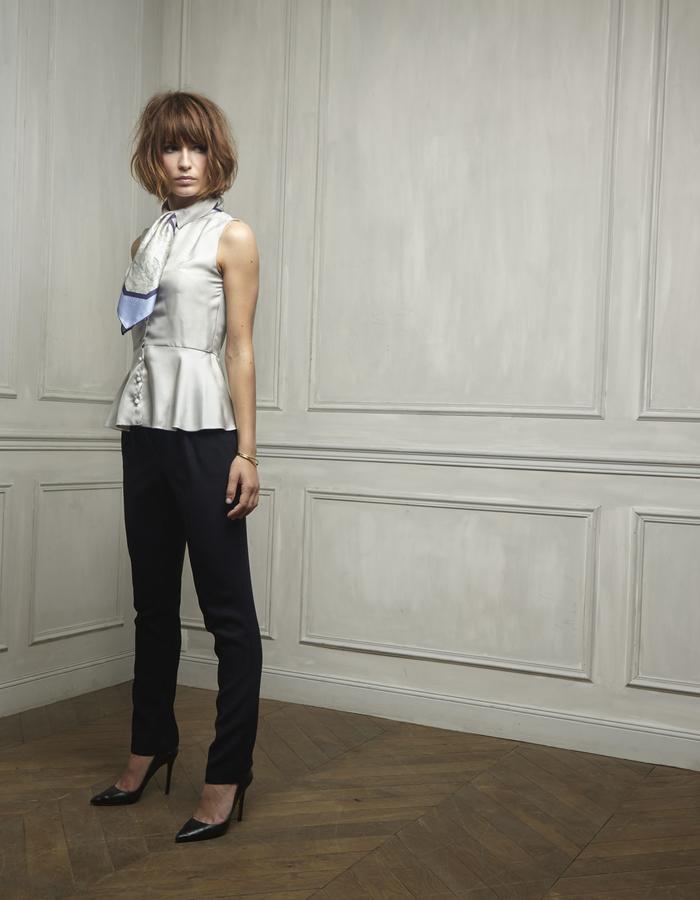 Petitjean Paris - A Parisian silk maison - Collectionn°1 - Saint Amour