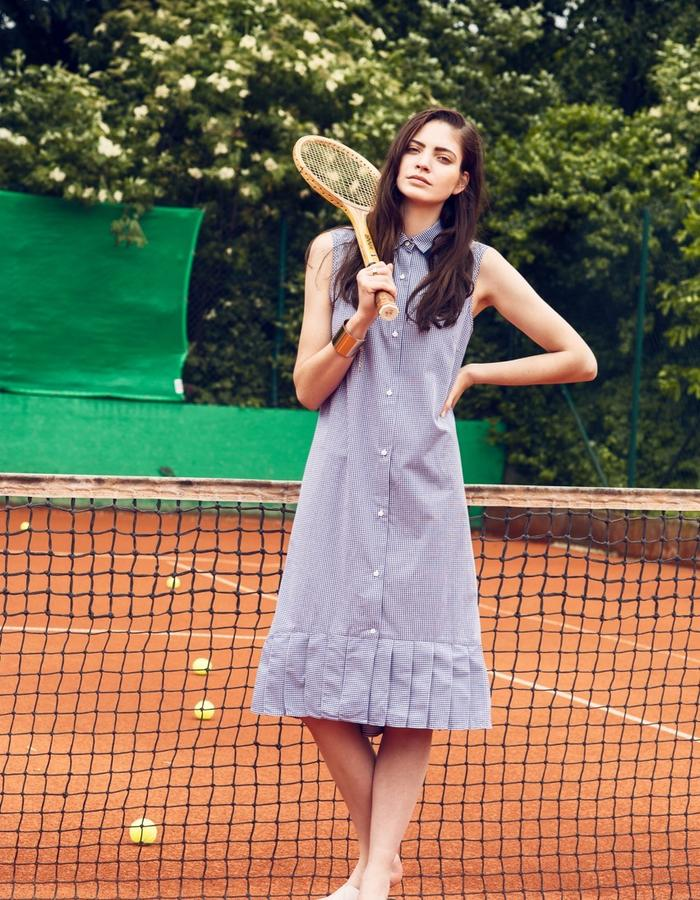 """LILLY INGENHOVEN SPRING SUMMER 16 """"THE CHAMPIONSHIPS"""" CAMPAIGN"""