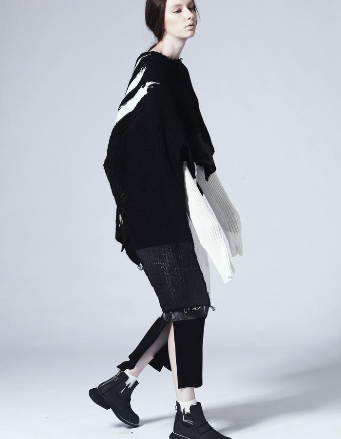 A/W 2017 Knitwear Collection -  S  T E A M by Mandi Lam (Hong Kong)