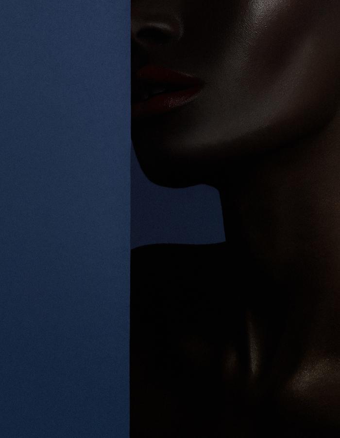 Leviate Earring - Ricardo Rivera Photographer - Biss Lau design