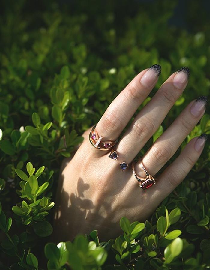 Bliss Lau Ring - shot by Keziban Berry