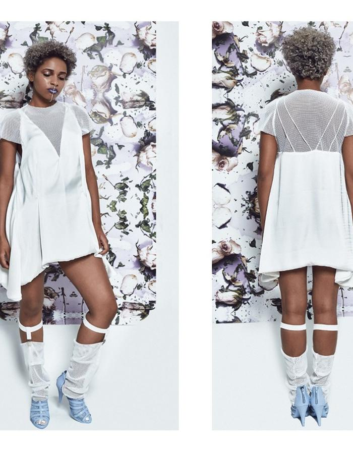 #Âme Collection Look 1