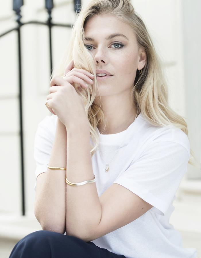 Felice Dahl Scandi Cool Jewellery Ljus Freja Wewer