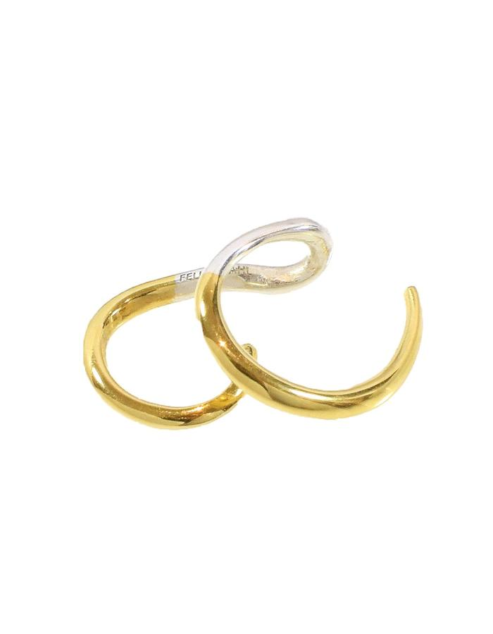 Felice Dahl Scandi Cool Jewellery Ljus Ear Cuff
