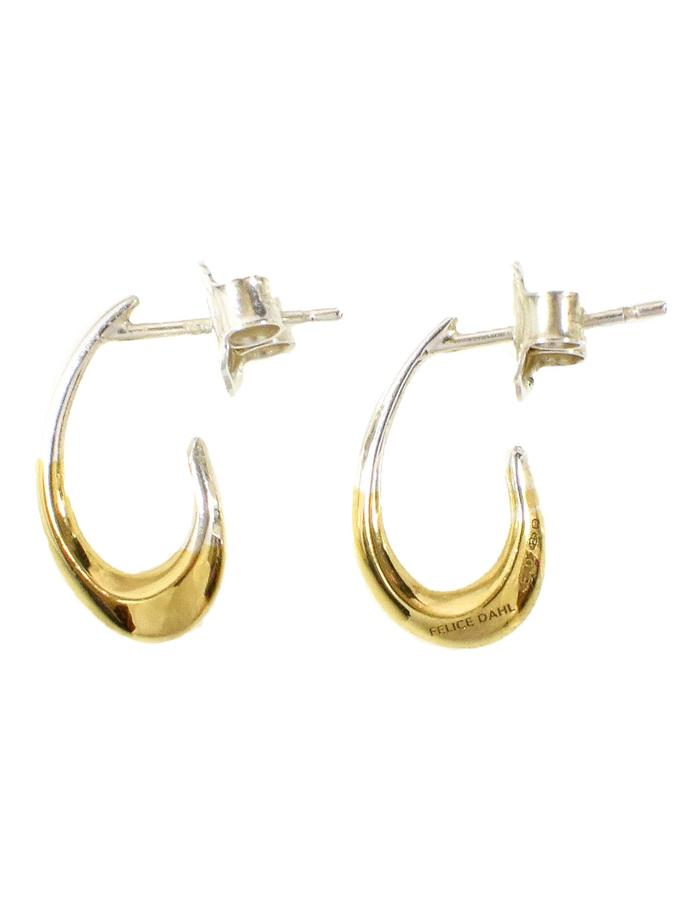 Felice Dahl Scandi Cool Jewellery Ljus Earrings
