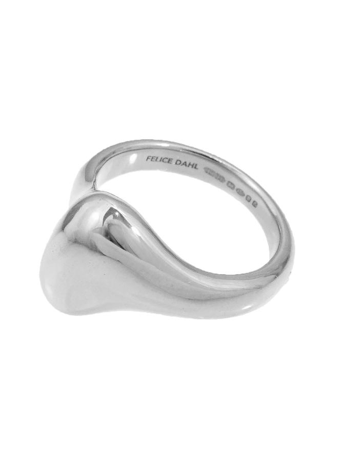 Felice Dahl Scandi Cool Jewellery Första Ring Silver