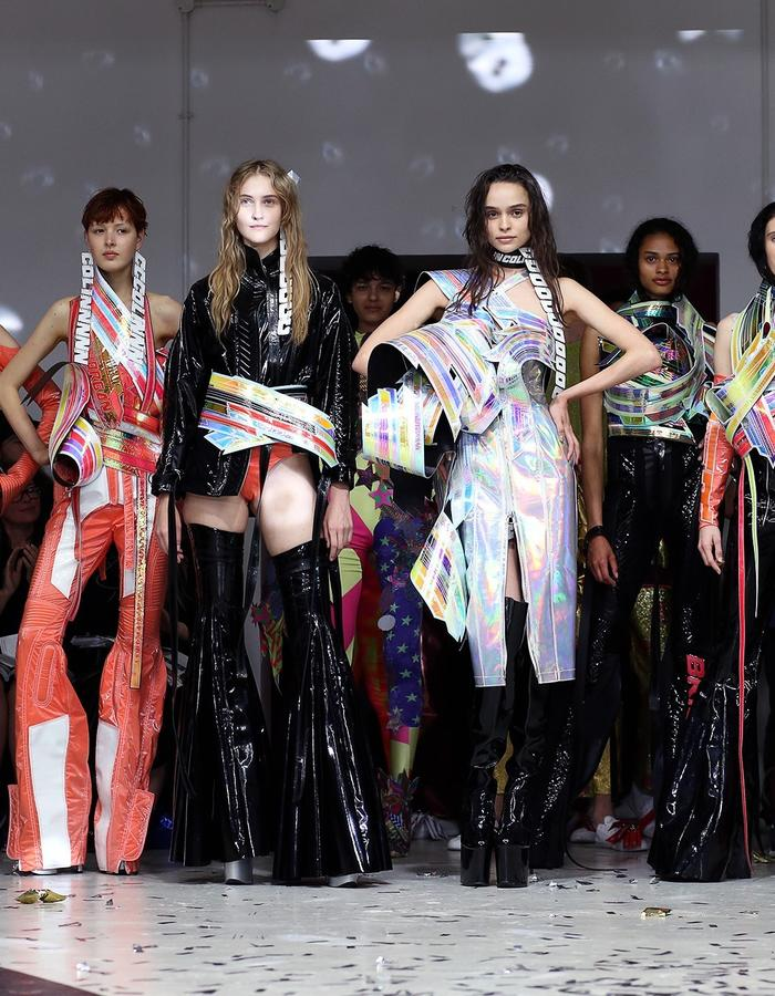 Colin Horgan Royal College Of Art Fashion Show 2017 Finale
