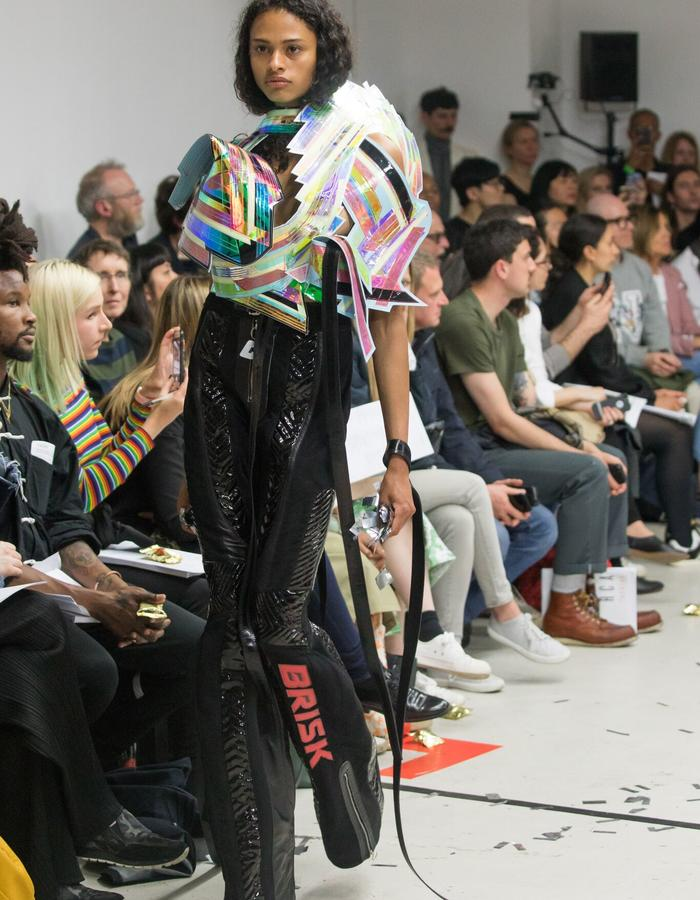 Colin Horgan Royal College Of Art Fashion Show 2017 Look 1