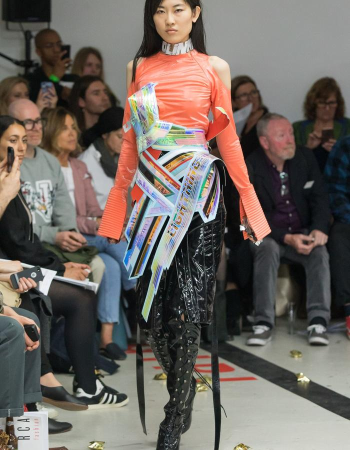 Colin Horgan Royal College Of Art Fashion Show 2017 Look 2