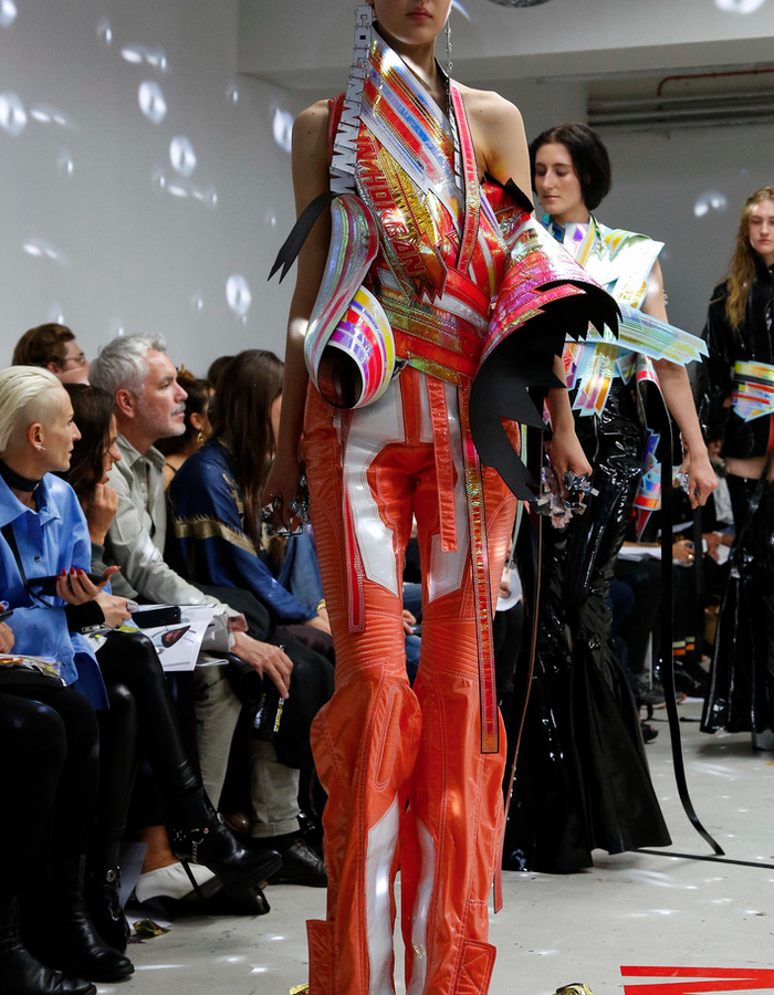 Colin Horgan Royal College Of Art Fashion Show 2017 Look 3