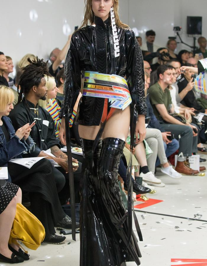 Colin Horgan Royal College Of Art Fashion Show 2017 Look 5