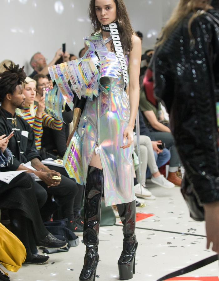 Colin Horgan Royal College Of Art Fashion Show 2017 Look 6