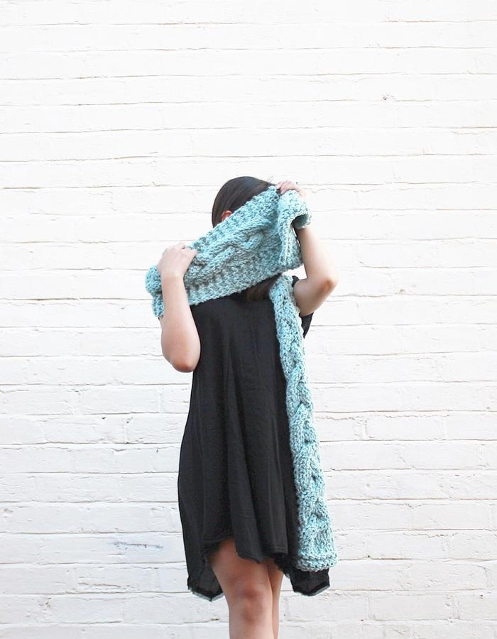 The Boundless Scarf