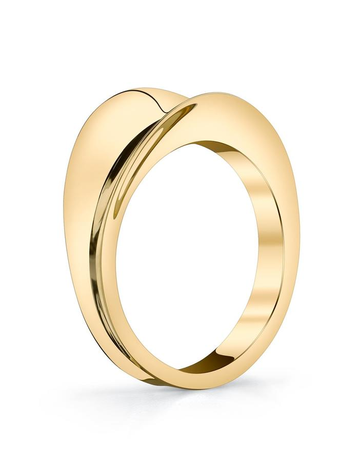 Maia ring, 18K
