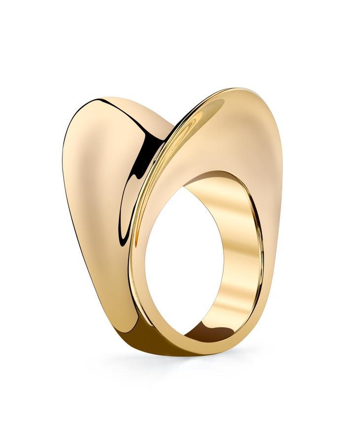 Vega ring, 18K