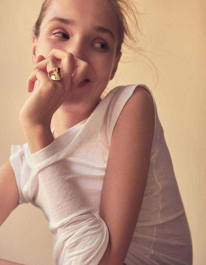 Ashley Childs jewelry lookbook shot by Jack O'Connor