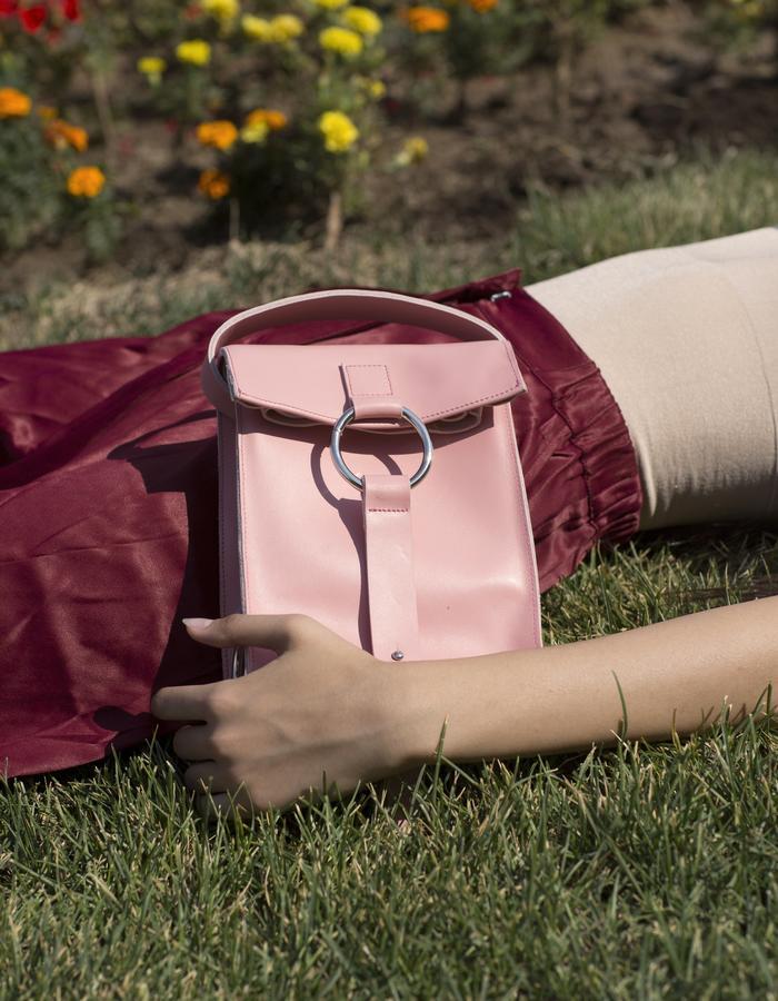 Soft pink Mini Bag