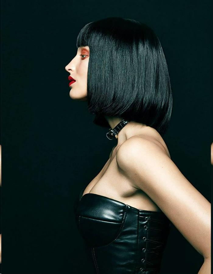 Photo: Dusan Reljin  Stylist : Nenad Janjatovic MUA: Sasa Jokovic  Hair: Đurđica Ivanović Model: Djurdja Stojiljkovic / Model Scouting Office