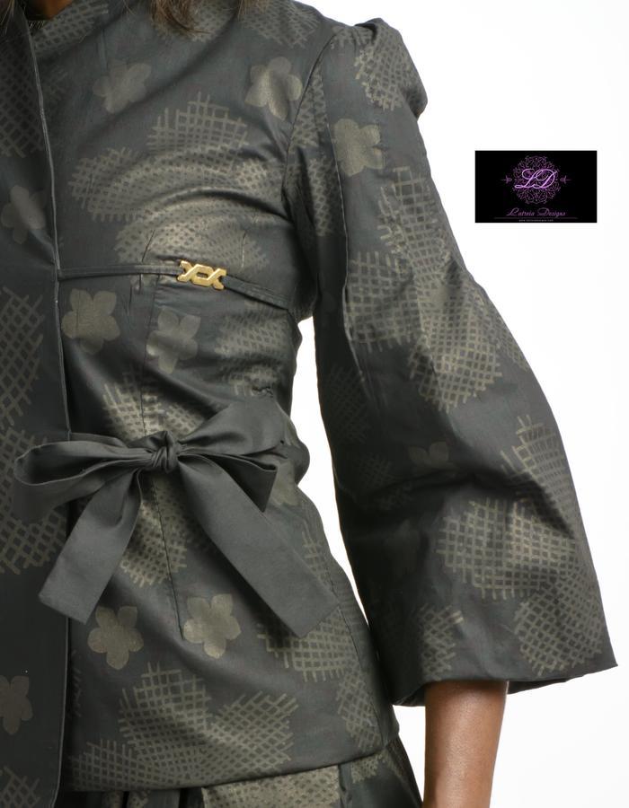 Dhin Jacket Detail