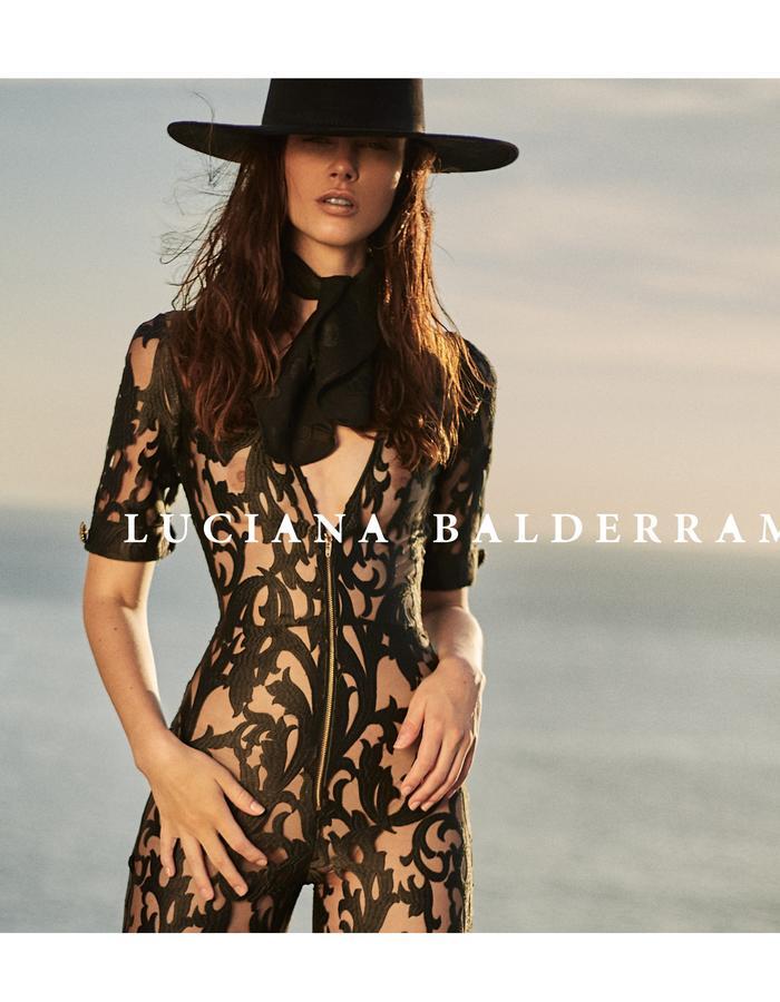 Luciana Balderrama SS18 - AD Campaign