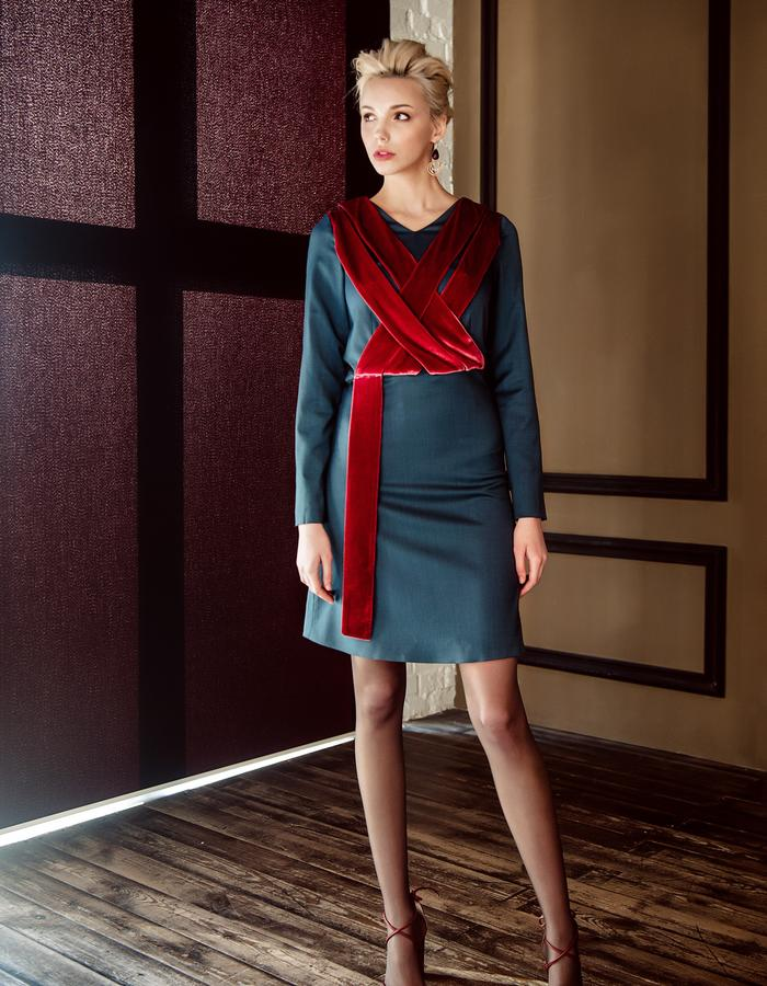 Vogia dress for business