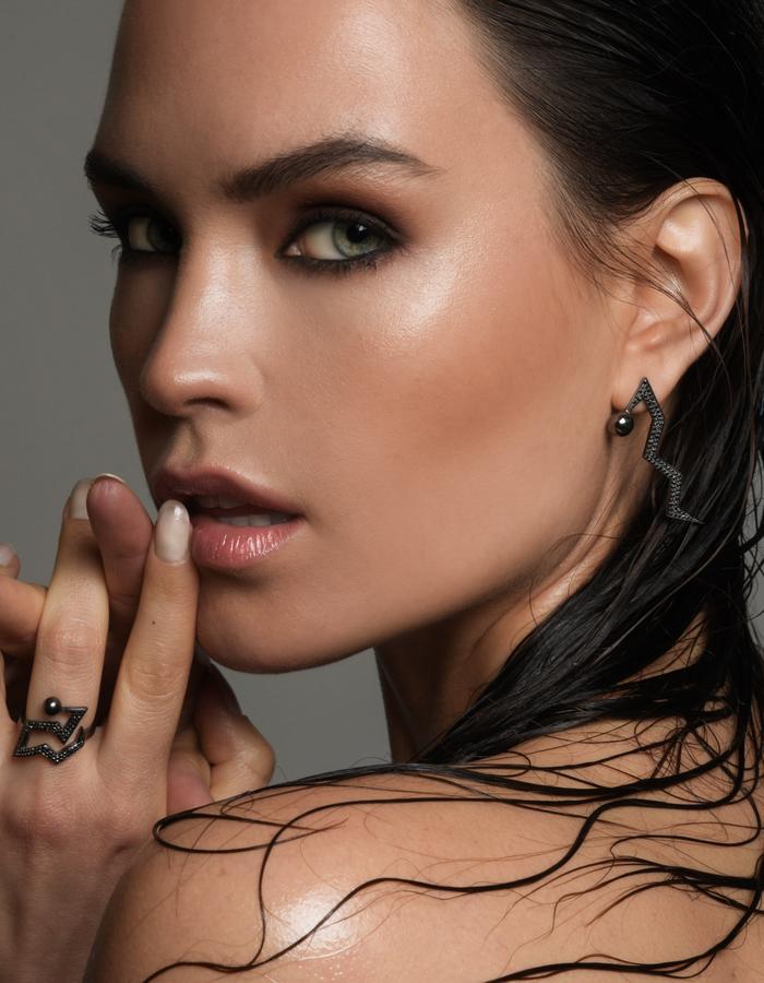 Ring, Earrings