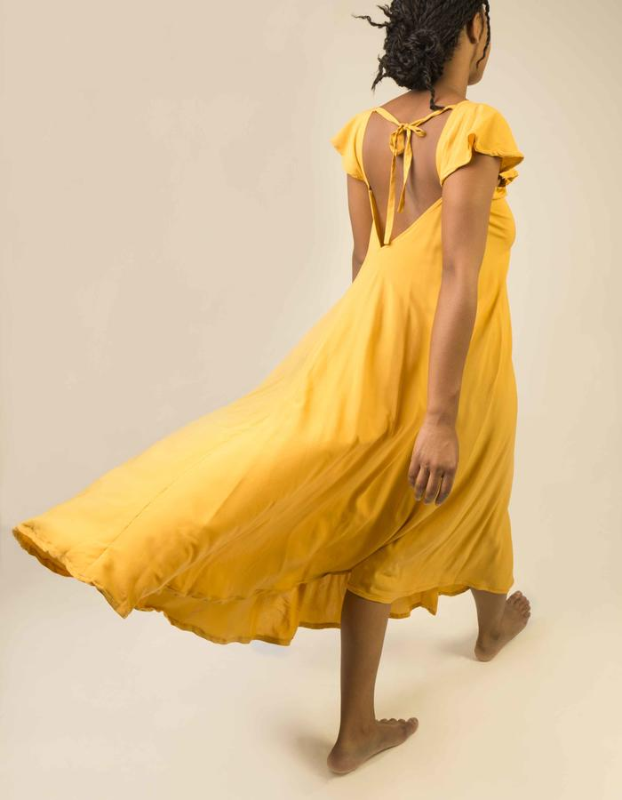 Hacienda Dress(back)_yellow