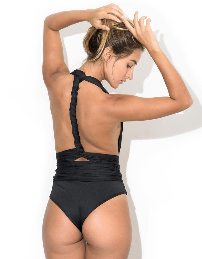 Infinity Bodysuit(back)_black