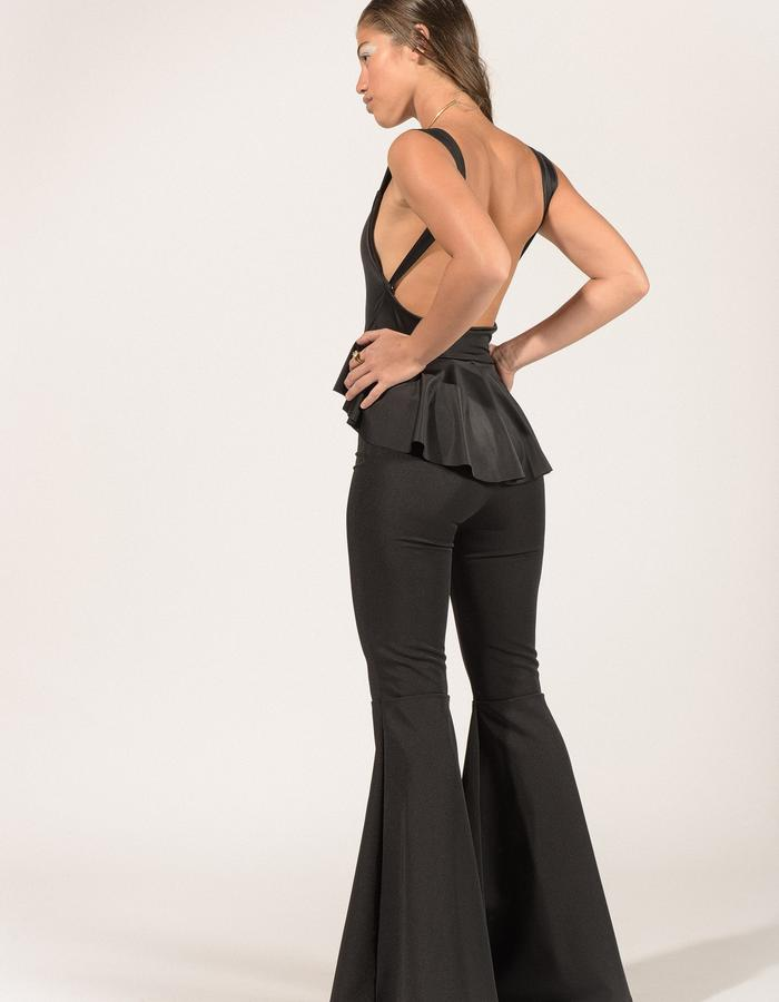 Gea Pants(Back)_black