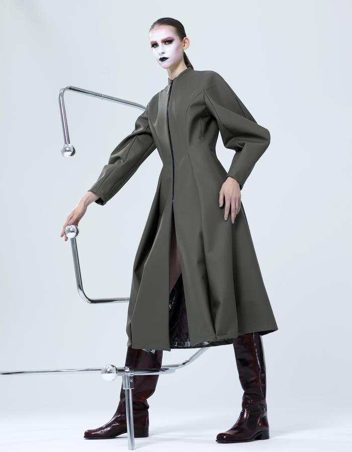 KSRT STUDIO WAR BOY COAT